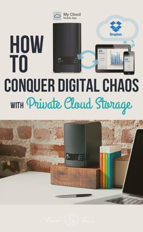How to Conquer Digital Chaos with Private Cloud Storage is part of File Organization Ideas - see how WD's private cloud storage solution is basically a dream come true for creative professionals everythere