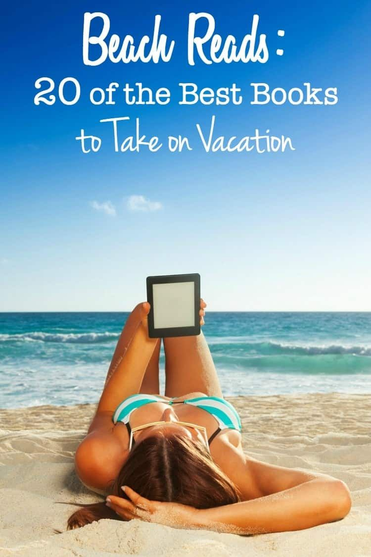 Beach Reads: 20 of the Best Books to Take on Vacation #vacationlooks