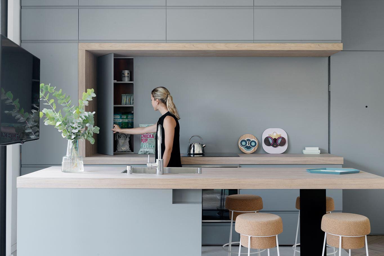 When Color Meets Calm - Picture gallery | Küche | Pinterest | Neue ...