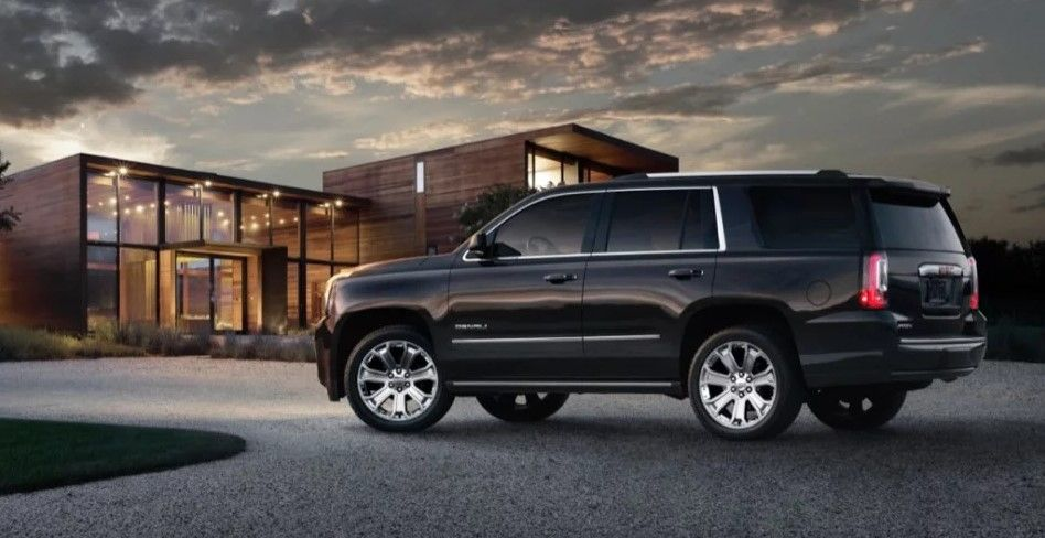 Gm Prepare For The Next Gen Gmc Yukon Edition This Next Generation