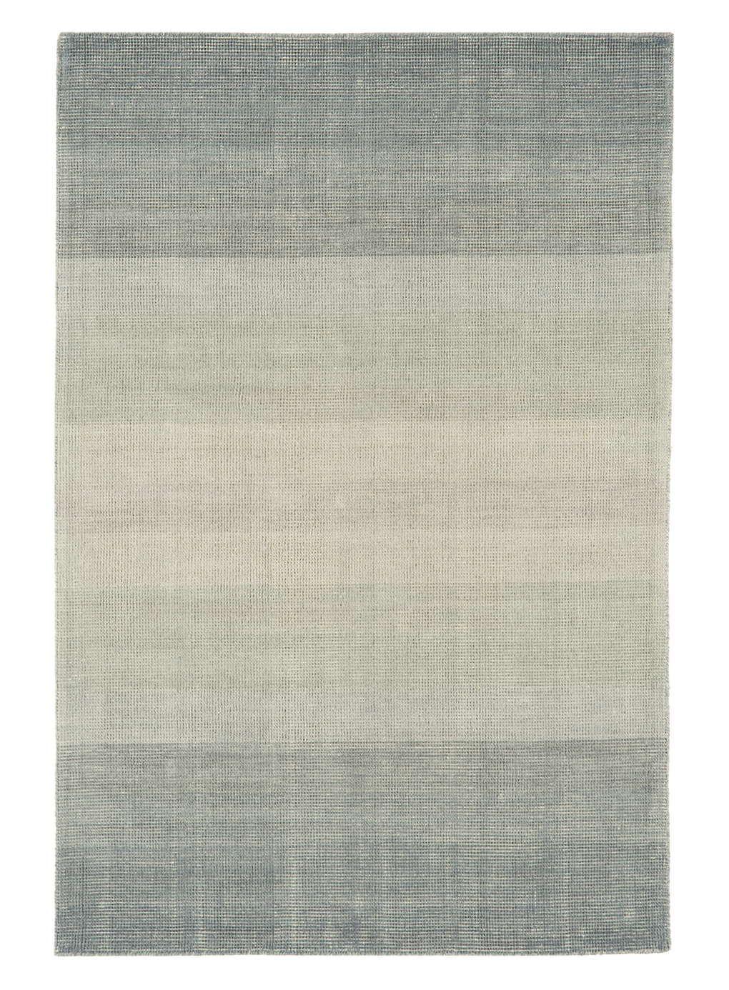 Grey Hays Stripe Rug Bhs