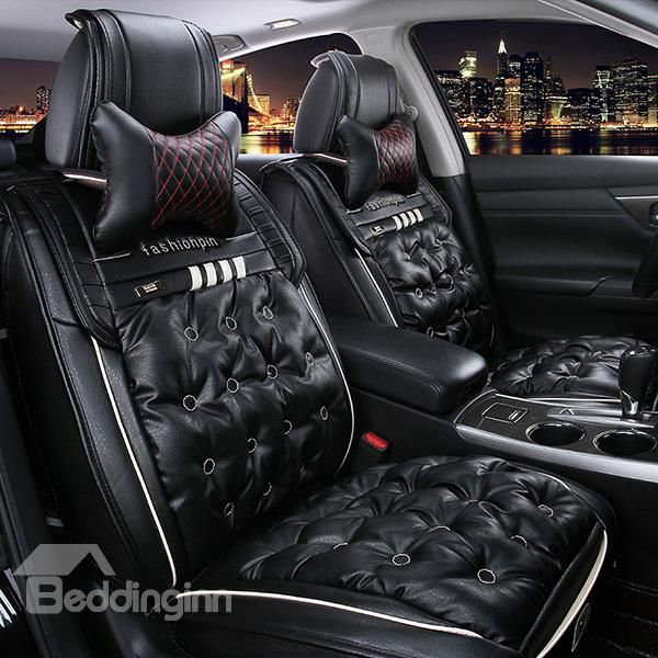 Classic Designed Comfortable And Graceful Leather Material Car Seat Cover On Sale Buy Retail Price Covers At Beddinginn