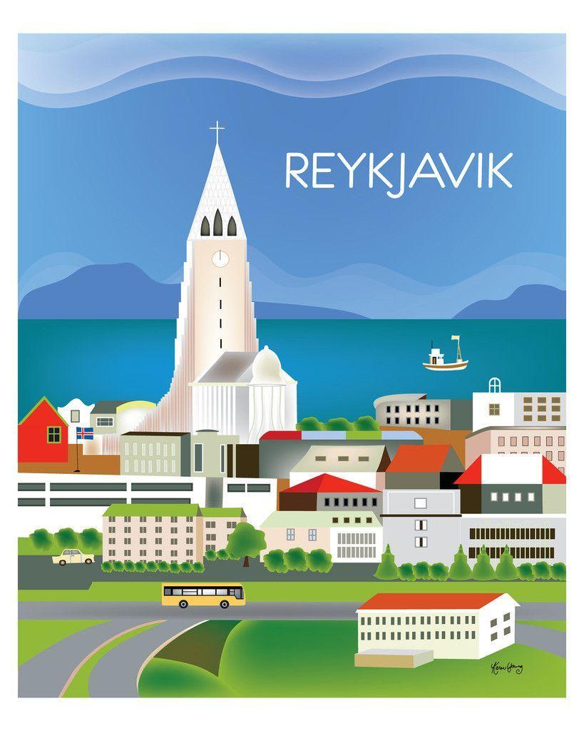 Reykjavik, #Islandia
