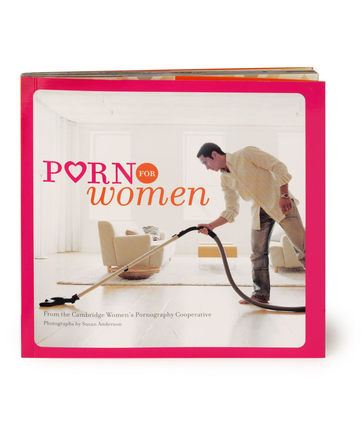 Funny Porn For Women - Porn for Women Gag Book-Weird-Funny-Gags-Gifts-Stuff