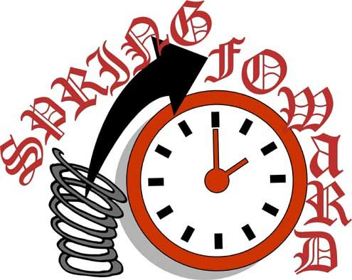 daylight savings time clip art spring forward days of the week rh pinterest com daylight savings time clip art images free daylight savings time clip art fall back