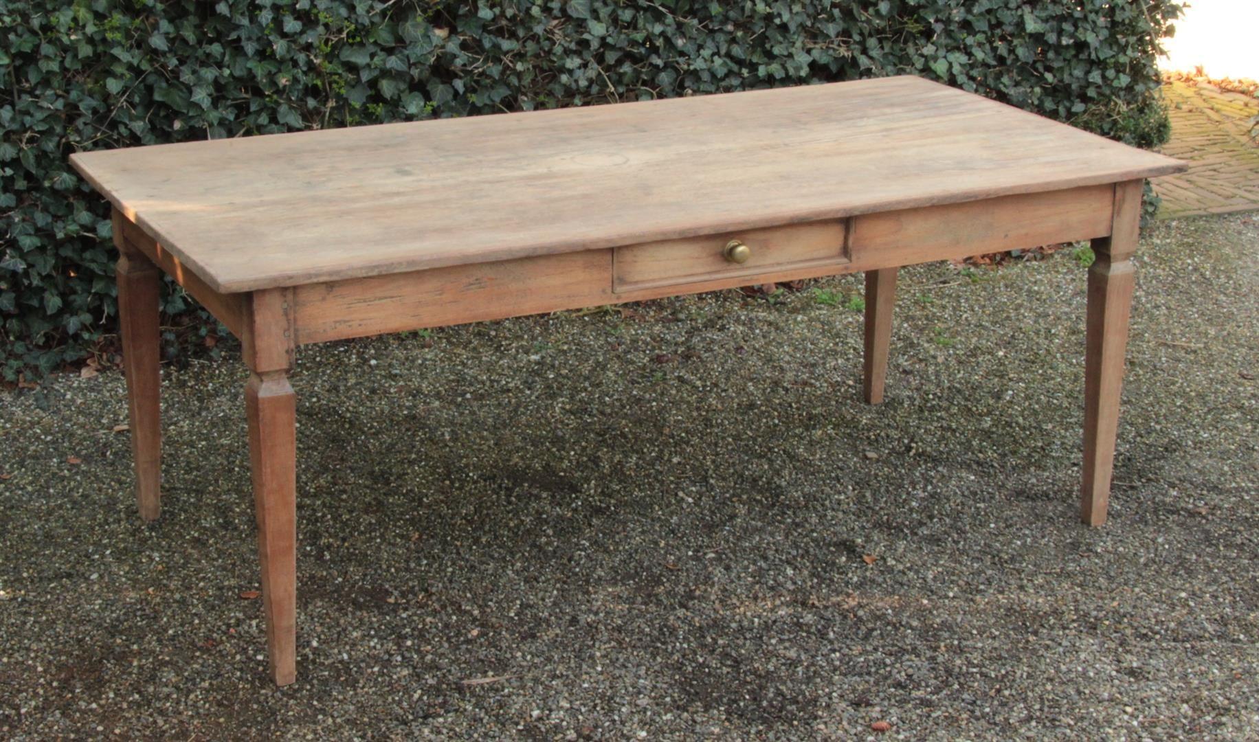 Langer Antiker Holztisch Antike Tische Antiker Langer Tisch