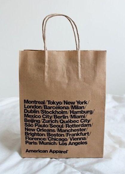 Tumblr Package American Arel Bags