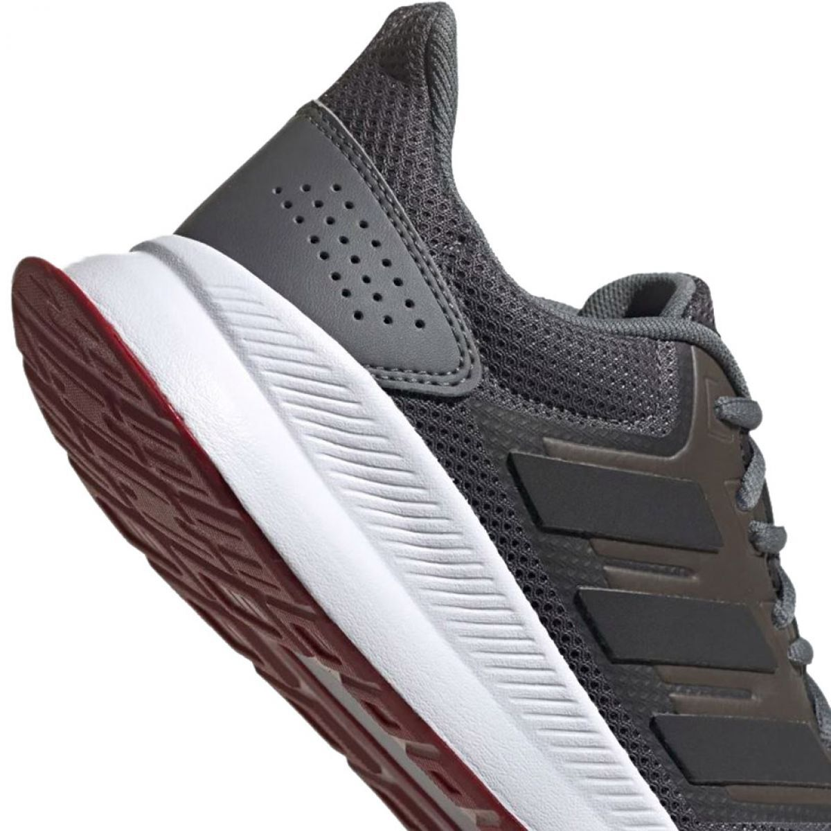 Buty Biegowe Adidas Runfalcon M Ee8153 Szare Adidas Sneakers Shoes Sneakers