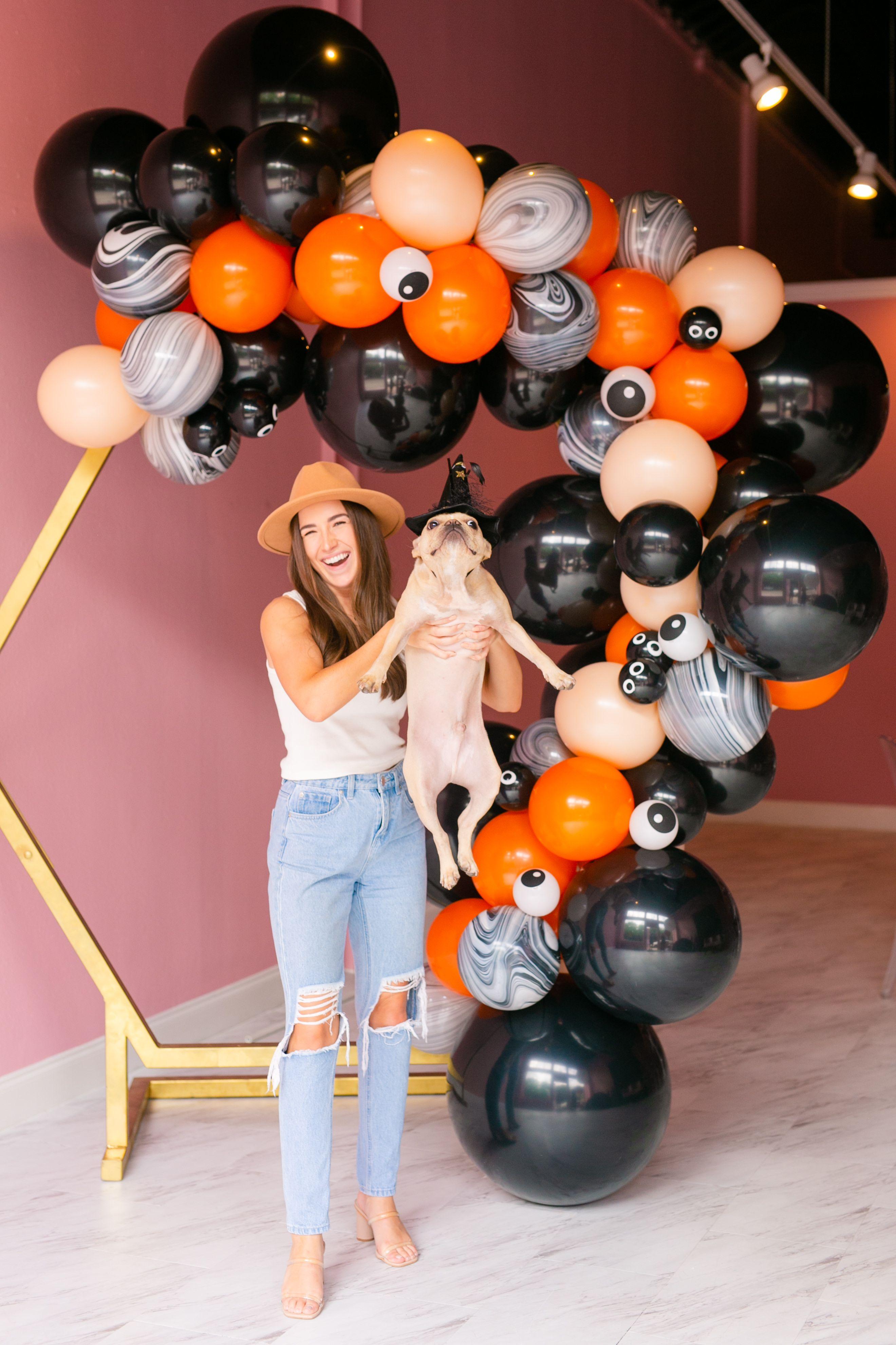 100 That Witch DIY Halloween Balloon Garland Kit