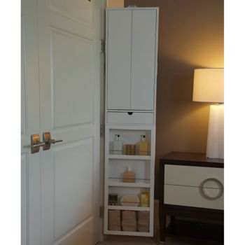 Cabidor Jewelry Mini Deluxe Behind Door Storage Cabinet Hinge Mounted Framed Mirror Ba Closet Organizing Systems Behind Door Storage Hinges For Cabinets