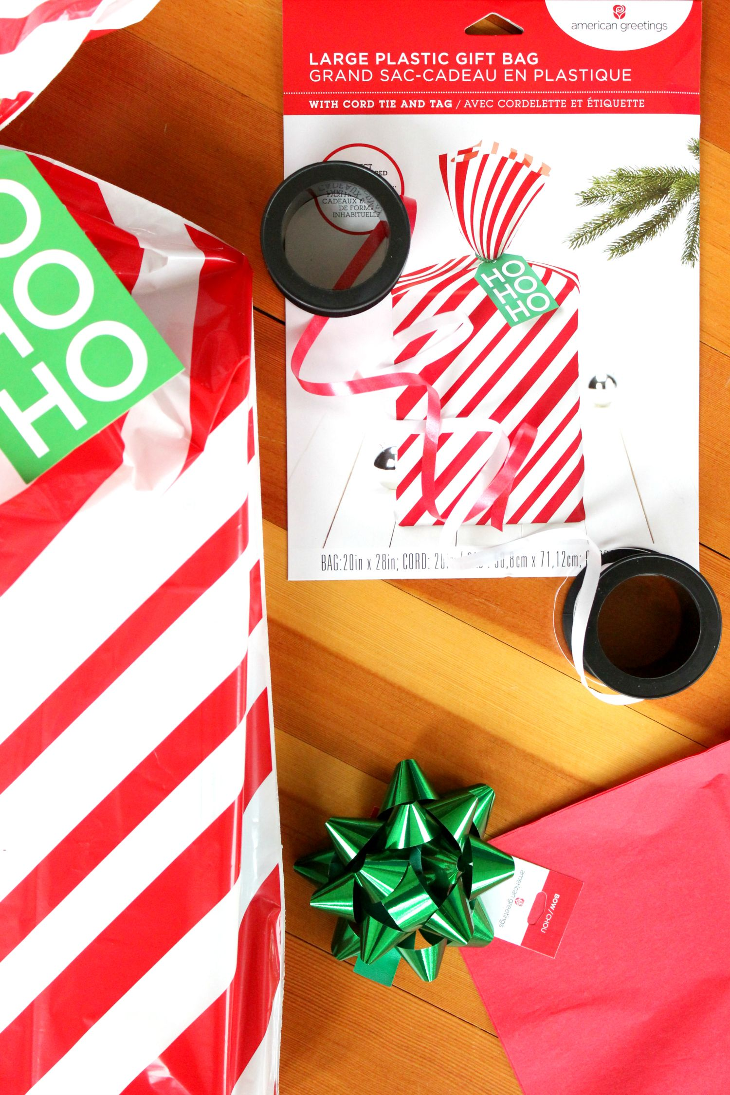 Easy gift wrapping ideas from american greetings with
