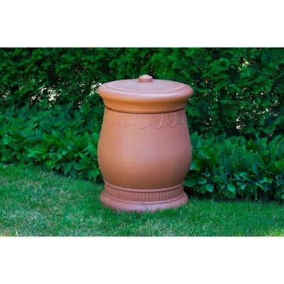 Savannah Urn Garden Storage Box - Terra Cotta - Good ideas, Terracotta