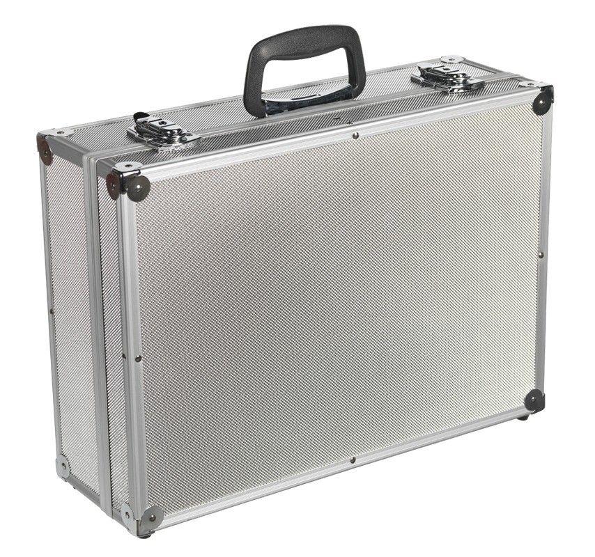 Sealey AP603 Tool Case Aluminium Square Edges Tool case