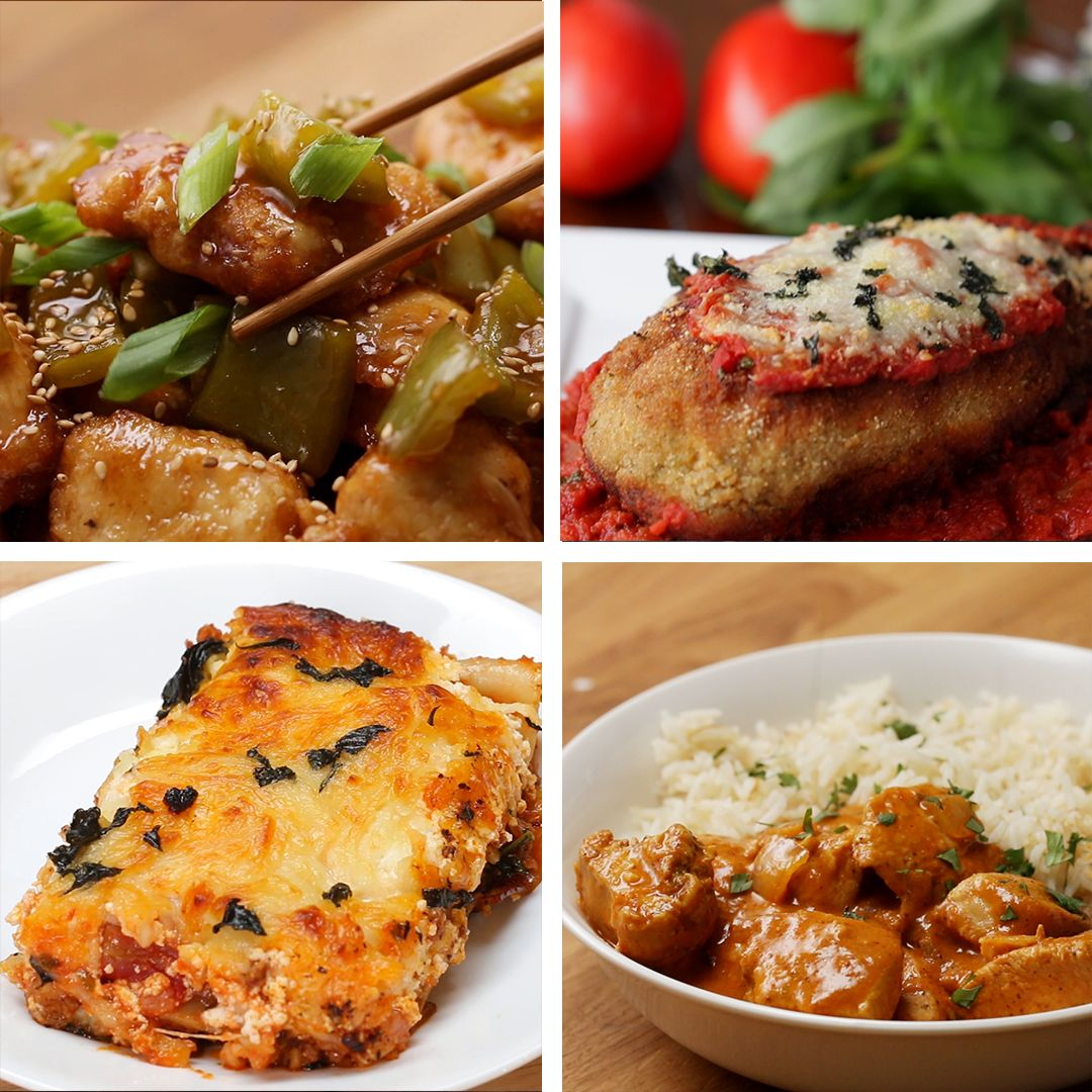 These Six Date Night Dinners Will Make Your Boo So Happy Night