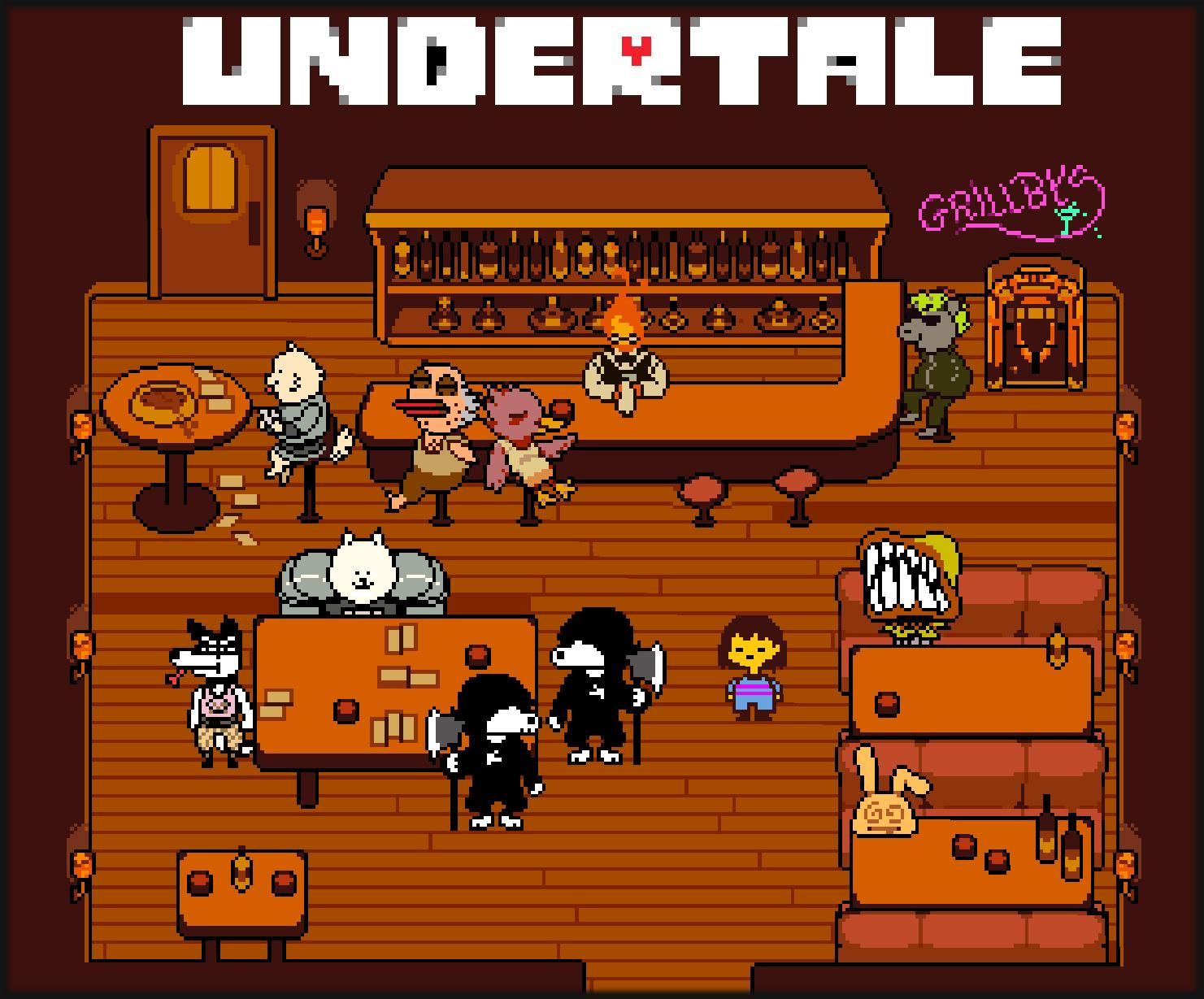 Review zu Undertale, einem der kreativsten Indie-RPGs das ich kenne. Ist für Fans des Genres auf jeden Fall einen Blick wert - http://www.jack-reviews.com/2015/09/undertale-review.html