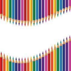 34++ Colored pencil clipart vector ideas