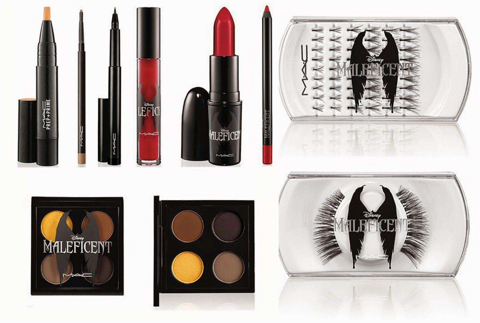 MAC Cosmetics // Maleficent Summer 2014 Mac cosmetics