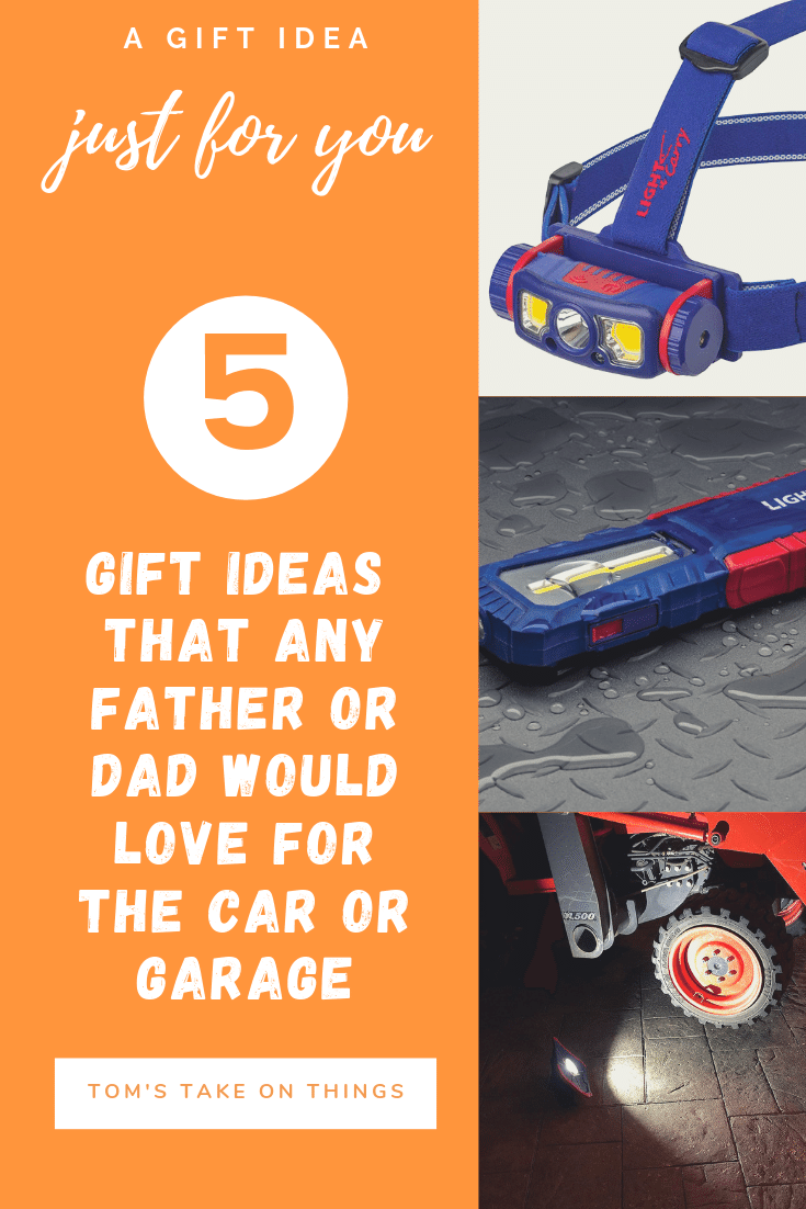 5 Gift Ideas That Any Guy Father Or Dad Would Love For The Car Or Garage Tom S Take On Things Father S Day Clore Motorcycle Garage Dads Retro Motorcycle