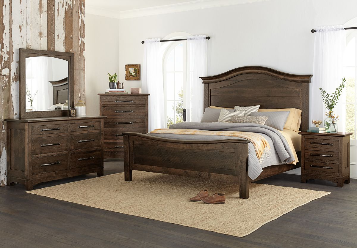 Farmhouse Signature Bed Bedroom Set In 2020 Bedroom Furniture