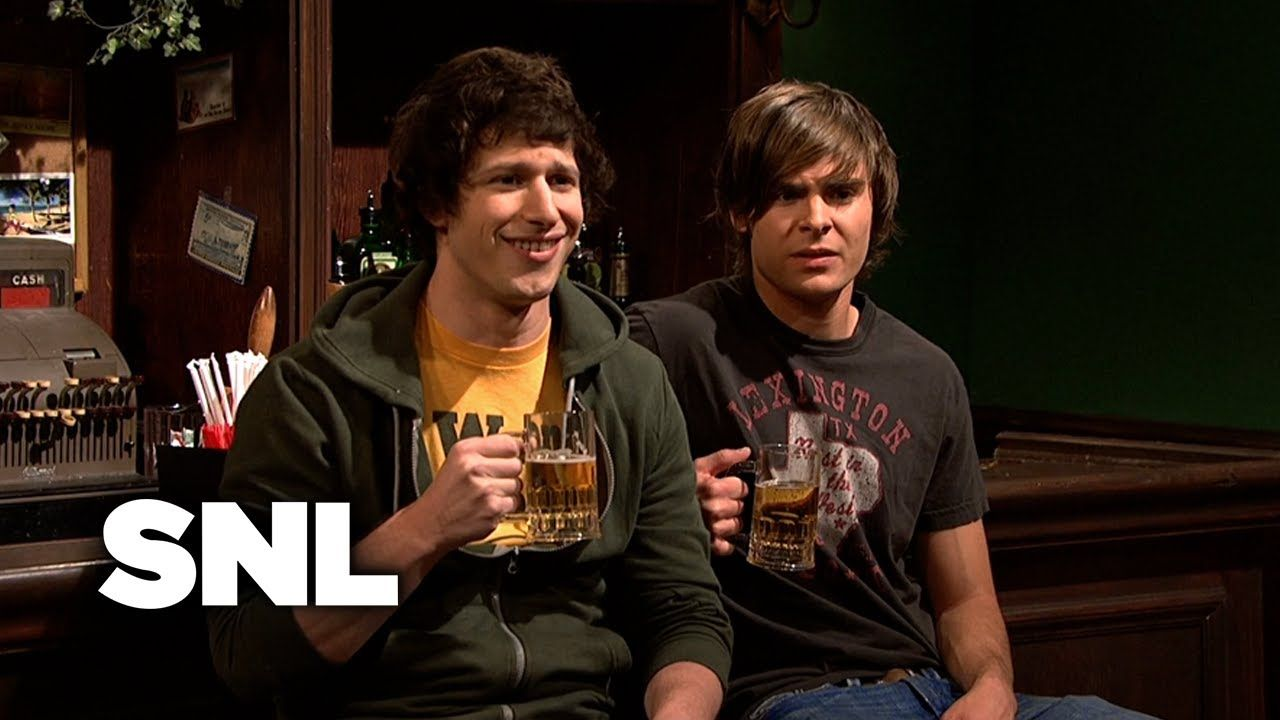 Snl Digital Short Hookup Your Dad