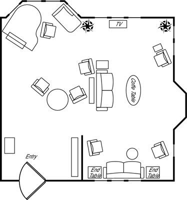 Living Room Layout Help With Baby Grand Piano This Isnt Quite