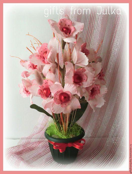 обязательно букеты из конфет орхидеи фото другой
