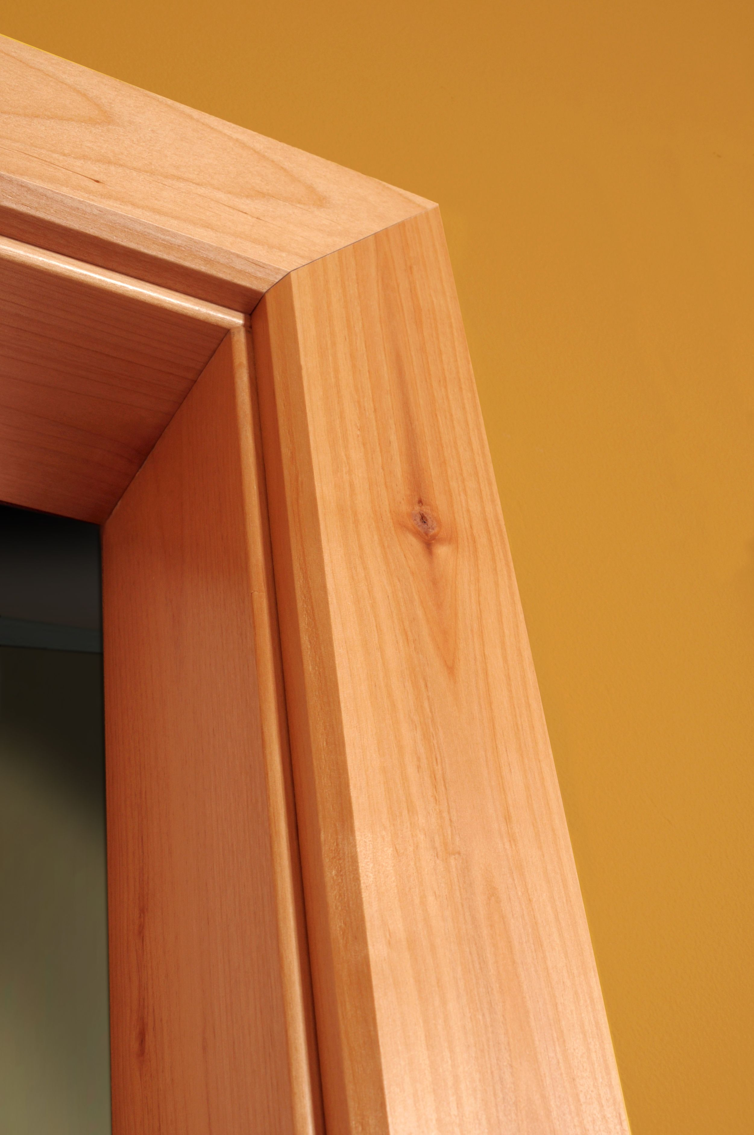 Natural Veneered Wooden Flush Door Design Mdf Living Room: Architectural Series- Rustic. Natural Knotty Alder