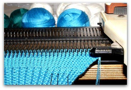 Knitting Machine Patterns Free Colleciton | Knitting ...