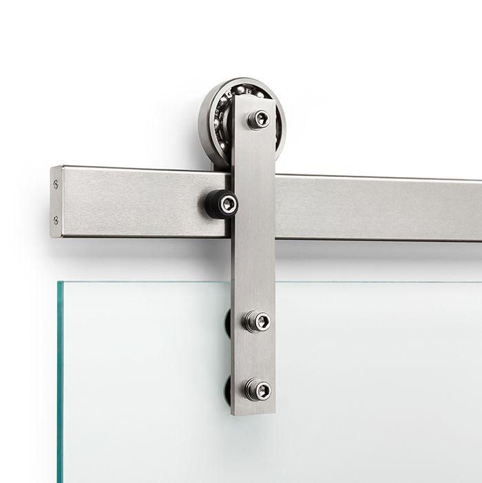 Machine Sliding Door Design on