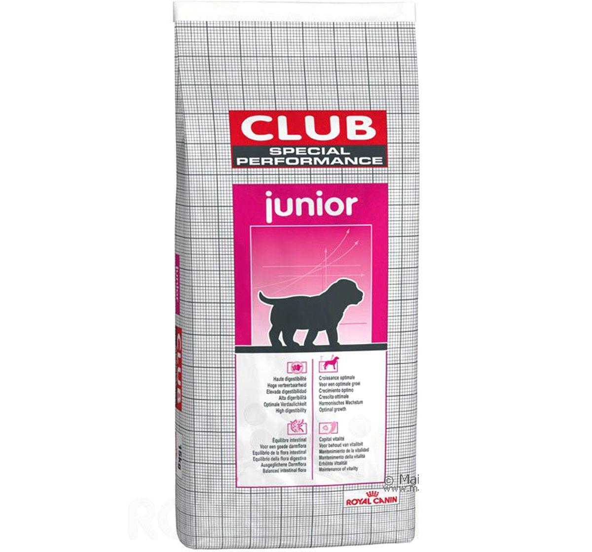 Royal Canin Club Pro Junior 20 Kg Royal Canin Club Dog Food