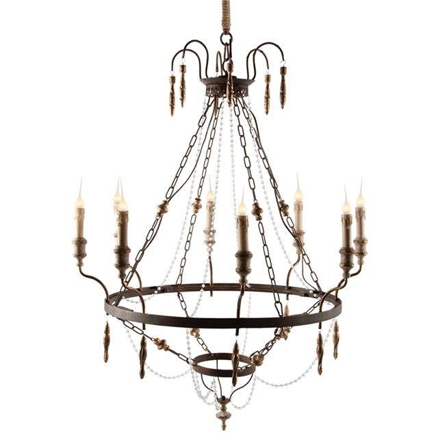 Aidan gray danielle chandelier agl236