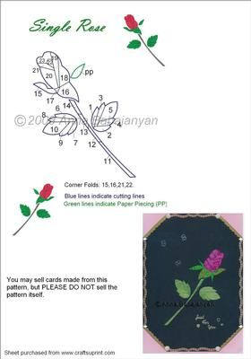 Pin On Iris Folding