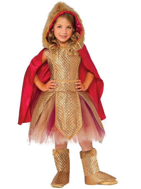 Warrior Princess Costume for Girls sewing project Pinterest - princess halloween costume ideas