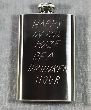 What Every Girl Needs In Her Purse Mad Money The Perfect Shade Of Lipstick And The Hand Engraved Whiskey Flask Drunken The Smiths Lyrics Will Smith