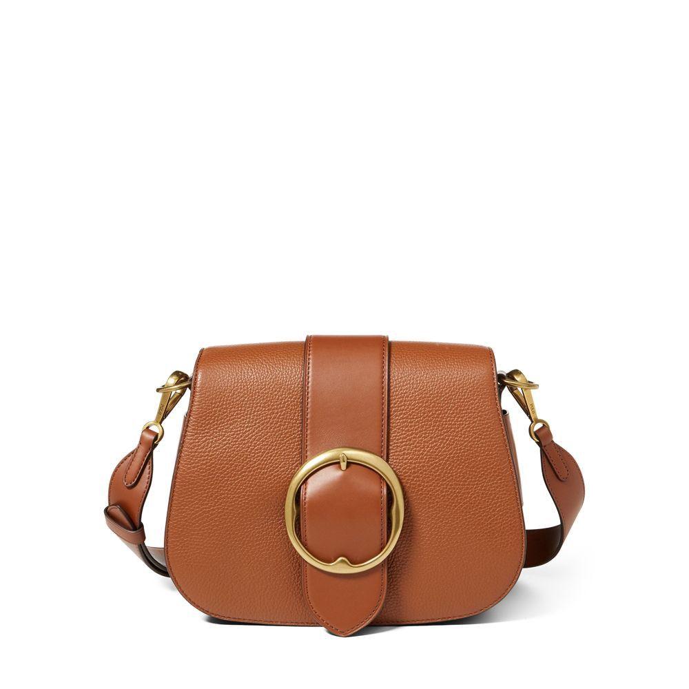 Ralph Lauren Polo Leather Large Lennox Bag Modesens Polo Ralph Lauren Leather Bags Saddle Bags