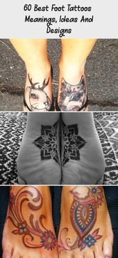Photo of 60 besten Fuß Tattoos – Bedeutungen, Ideen und Designs – Design Fuß Tattoo Meani …