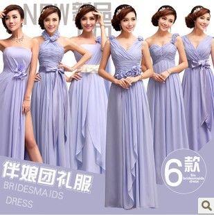 Bridesmaid Dress Styles - Qi Dress