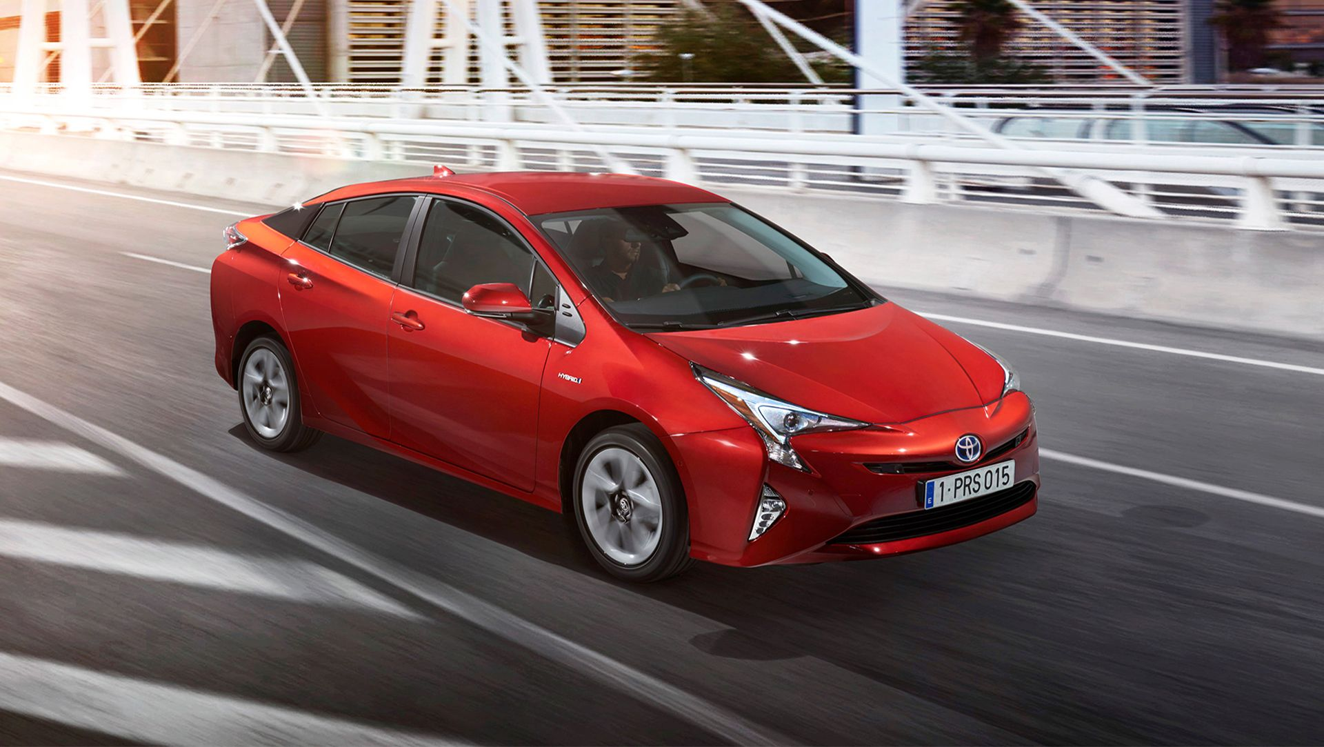 And We Thought The Third Generation Prius Had The Looks Only A