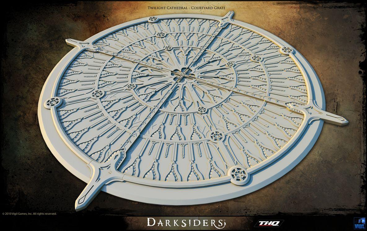Darksiders environment assets