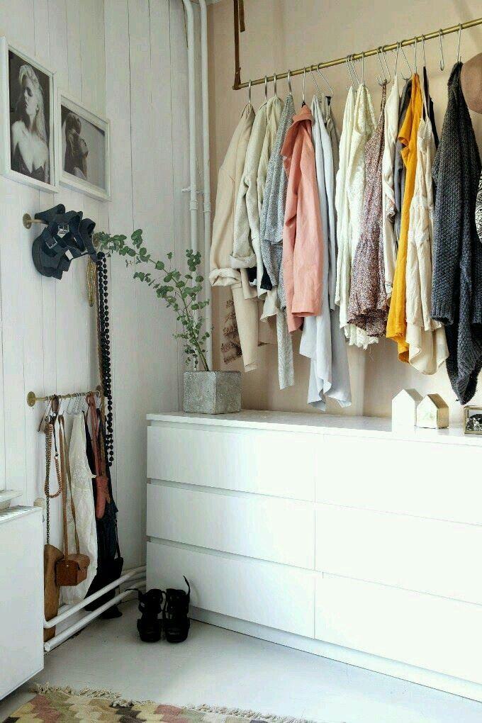 Explore No Closet, Closet Space, And More!