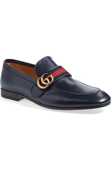 GUCCI 'Donnie' Bit Loafer (Men). #gucci #shoes #flats