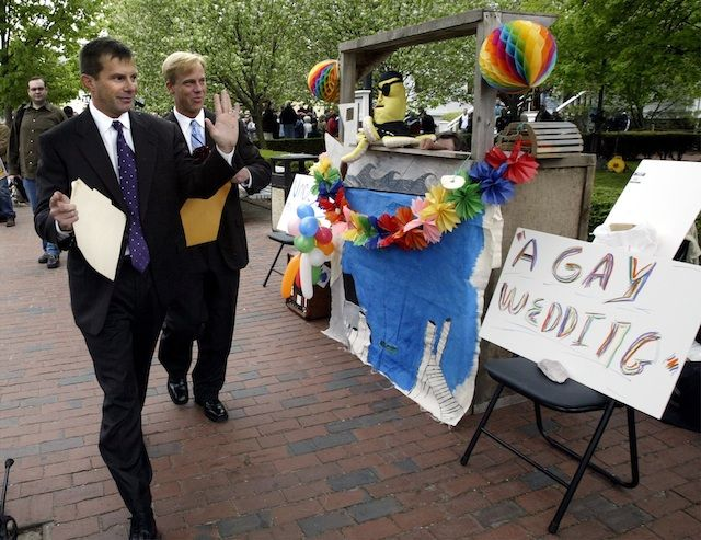 gay marriage ethical issue