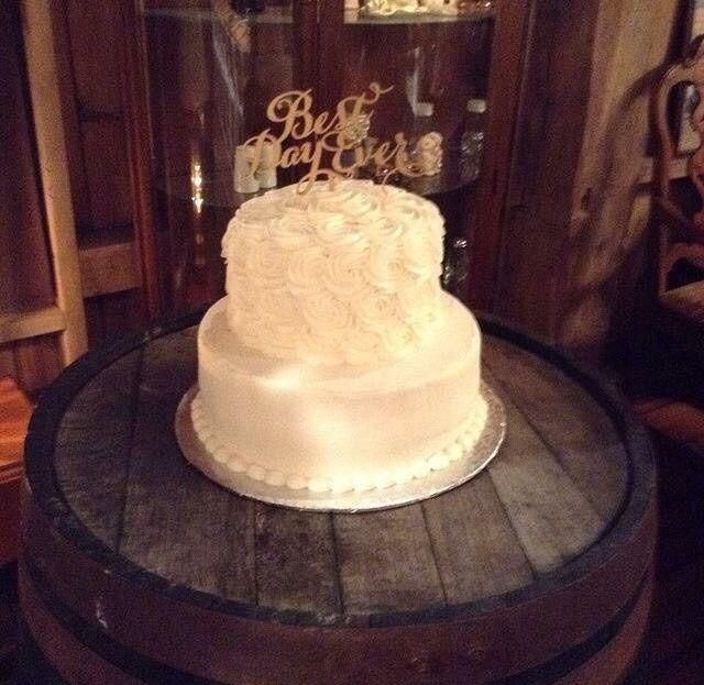 Walmart Tiered Wedding Cakes: Walmart Wedding Cake? Nice! (With Images)