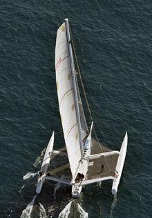 1995 Custom Racing Trimaran Sail Boat For Sale - www yachtworld com