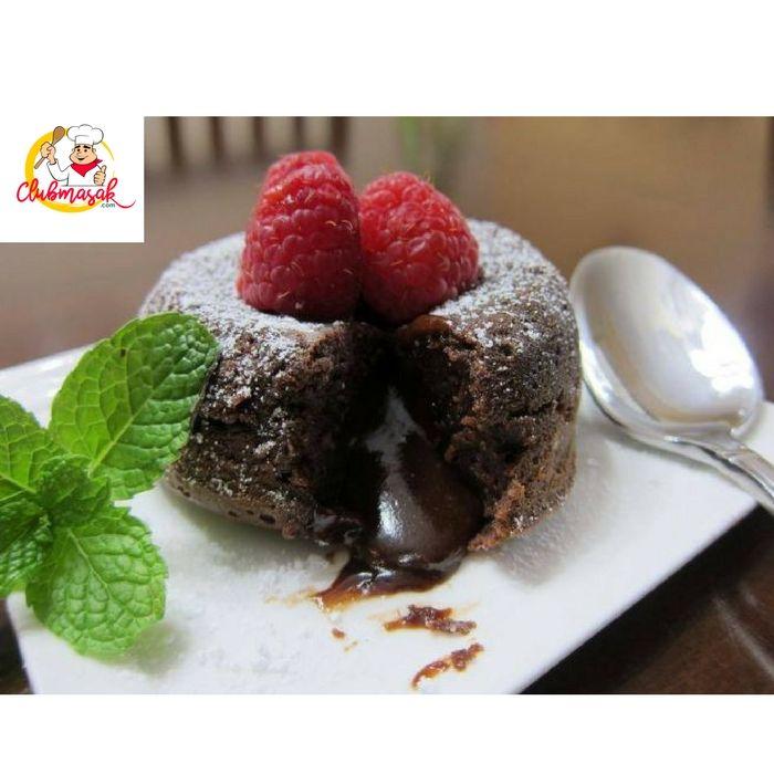 Resep Lava Cake Anti Gagal Dan Praktis Resep Lava Cake Resep Kue Tart Coklat Makanan