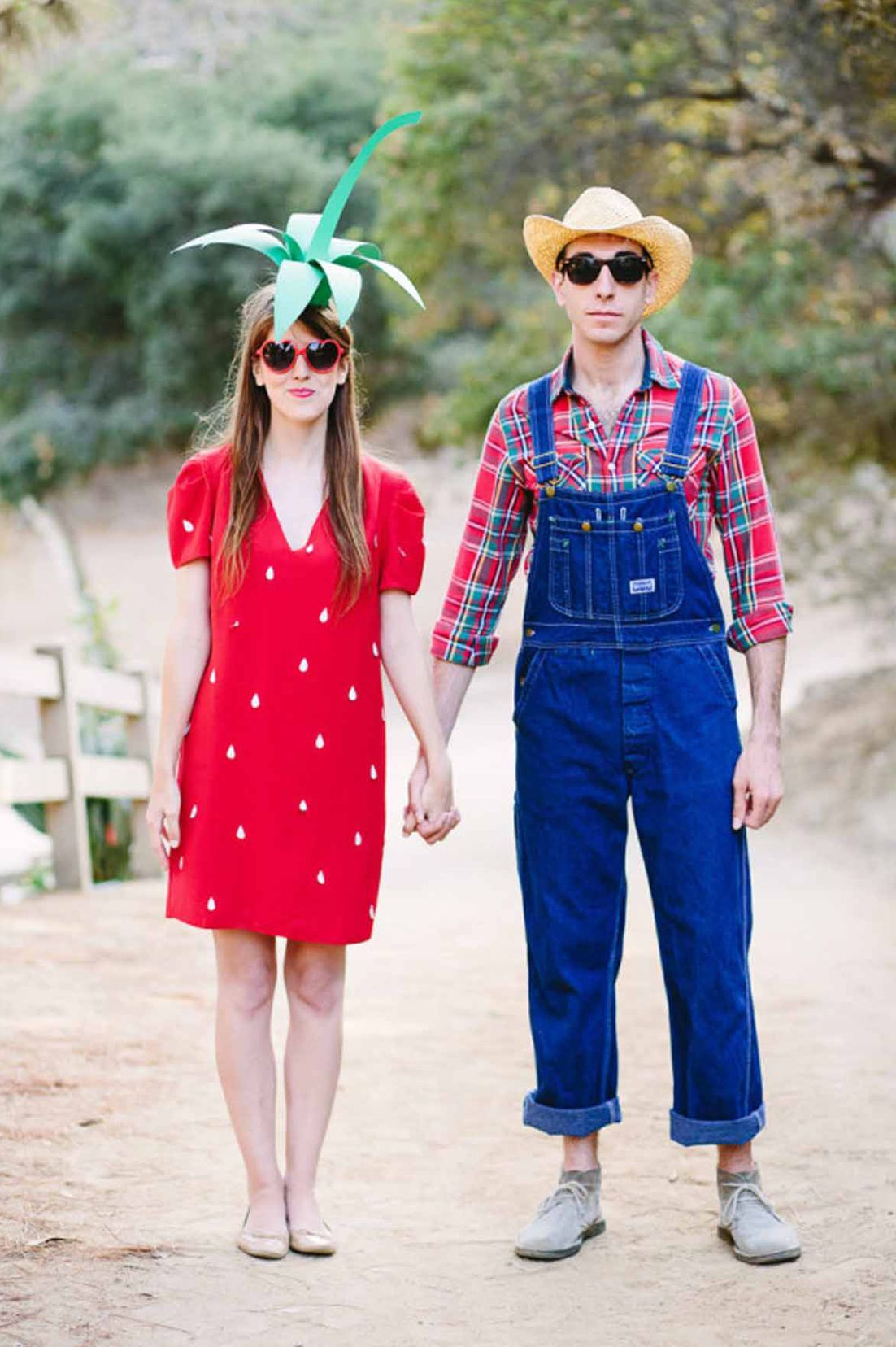 8155dfe60b84 64 Cute Couples Halloween Costumes 2018 - Best Ideas for Duo Costumes
