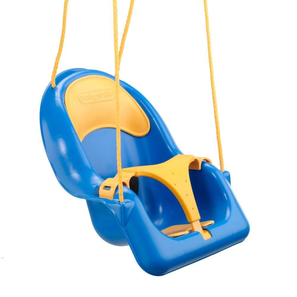 Outdoor Baby Swing >> Swing N Slide Playsets 1 Person Toddler Coaster Swing Ne