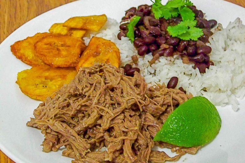 Recetas cubanas con langosta