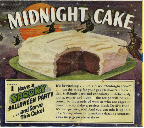 Midnight Cake