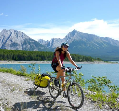 It Could Be Said That The Great Divide Bike Trail Is Like The